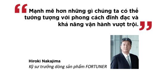 Hiroshi Nakajima (Kỹ sư trưởng dòng sản phẩm Toyota)