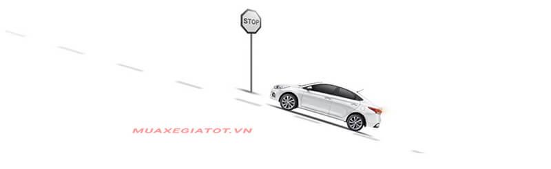 khoi hanh ngang doc accent 2018 muaxegiatot vn - Tìm hiểu hệ thống an toàn trên Hyundai Accent 2021 1.4AT đặc biệt