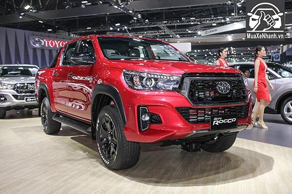 Tư vấn mua xe Toyota Hilux trả góp