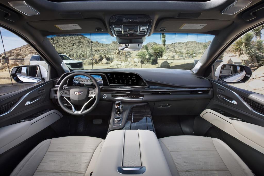 Cadillac Escalade 2021 ra mắt (13)