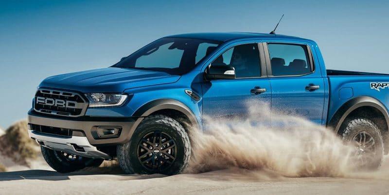 ford ranger raptor 2021 800x403 1 - Giới thiệu Showroom Ford Trần Hưng Đạo Quận 1