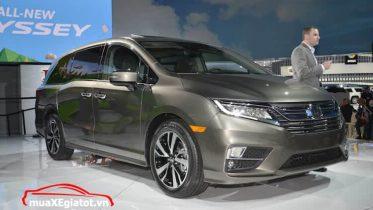 Đánh giá xe Honda Odyssey 2019 kèm giá bán (10/2018)