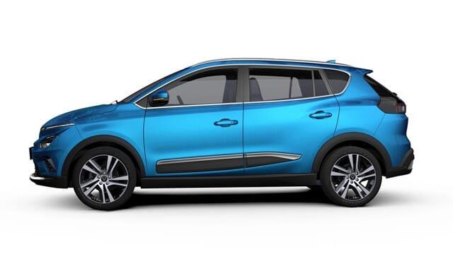Vinfast VF e34 2021 phan than xe muaxegiatot vn - Chi tiết xe SUV điện Vinfast VF e34 2021 - Công nghệ thông minh, di chuyển 300km cho mỗi lần sạc
