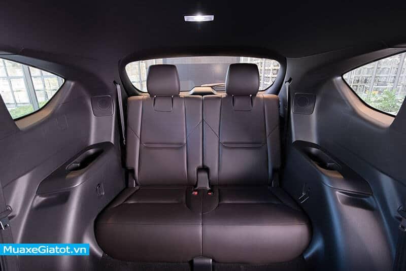 hang ghe 3 mazda cx 8 premium awd 2019 2020 muaxegiatot vn 27 - Chi tiết xe Mazda CX-8 Premium AWD 2021 kèm giá bán khuyến mãi #1